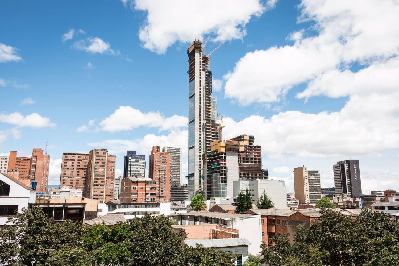 BOGOTÁ D.C. COLOMBIA AMÉRICA
