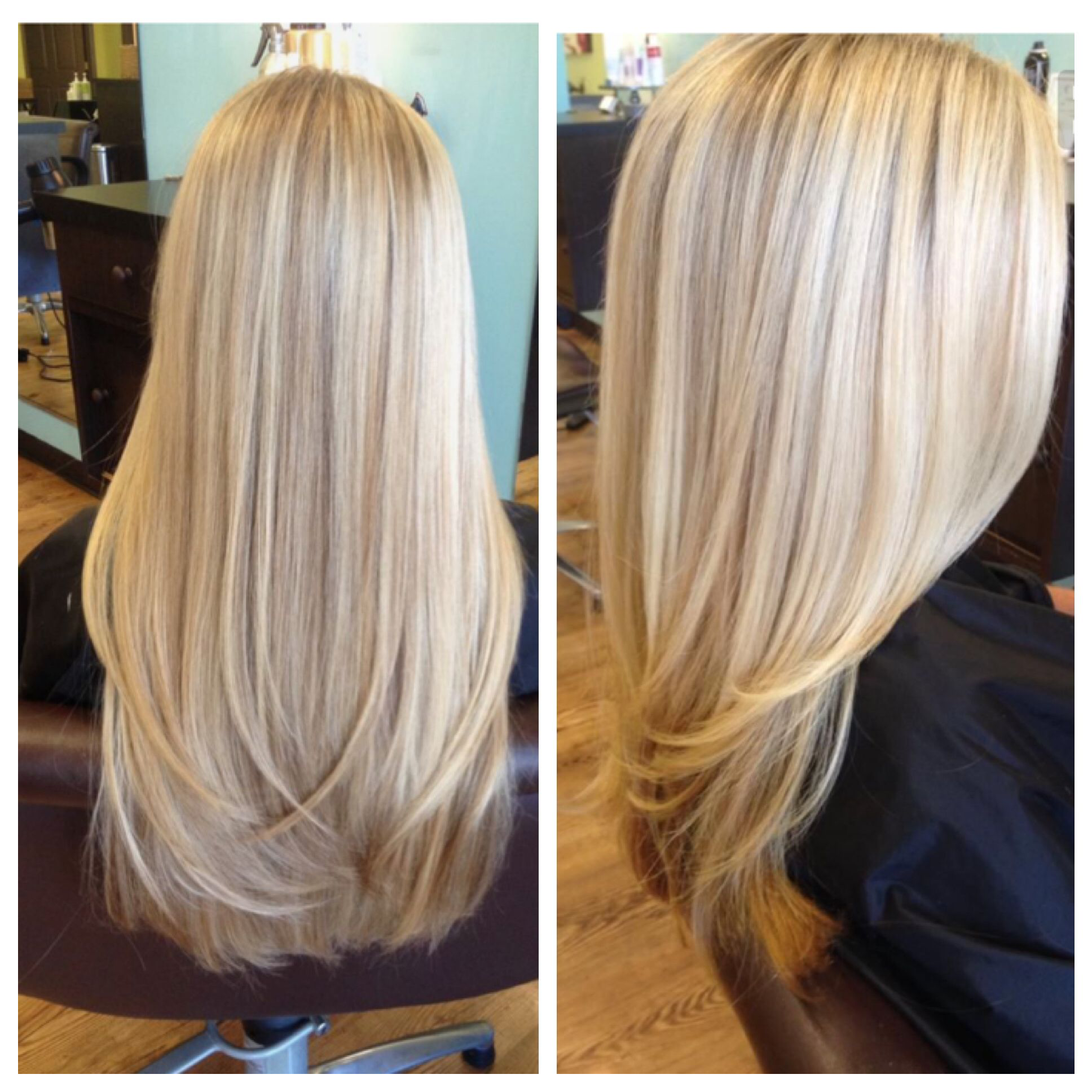 Help? What color blonde would you call this?