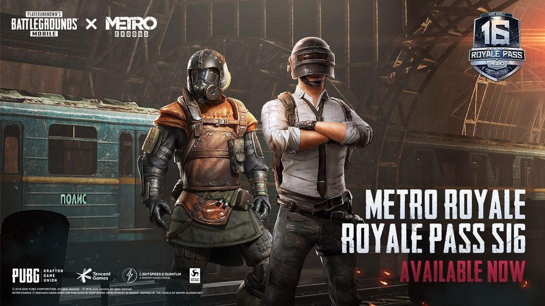 Pubg Mobile On Instagram The Dawn Of A New Age Is Upon Us Survive The Apocalypse In Style With The New Metro Royale T New Age Apocalypse Beautiful Player