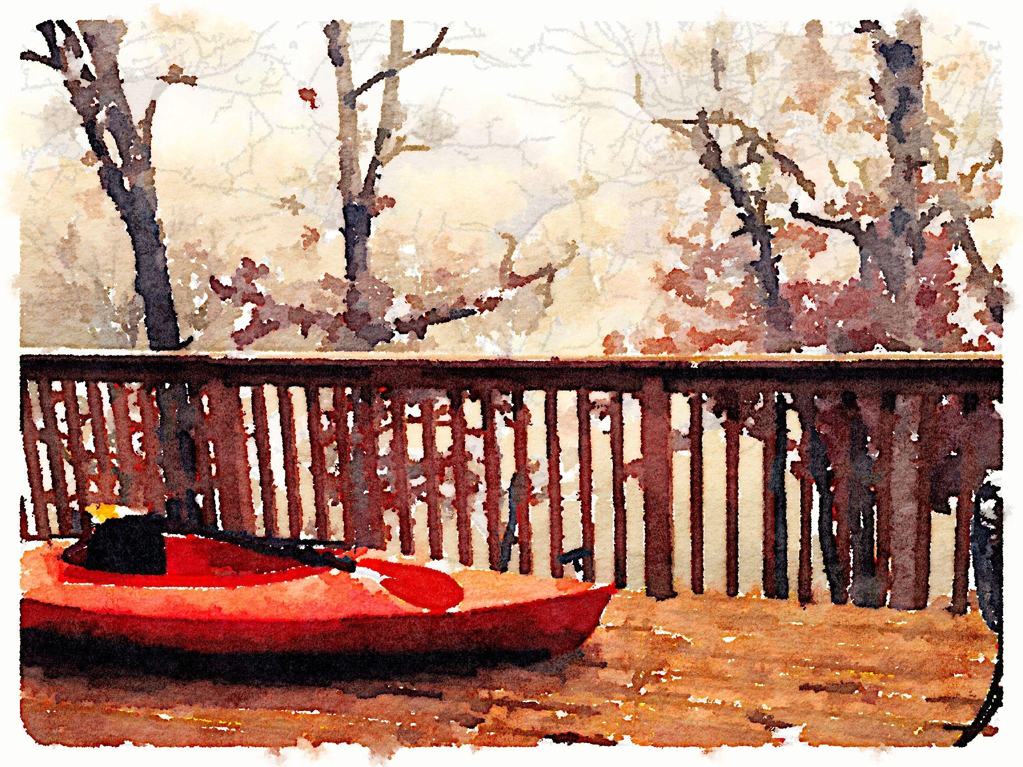 November at the cabin- Smith Mountain Lake