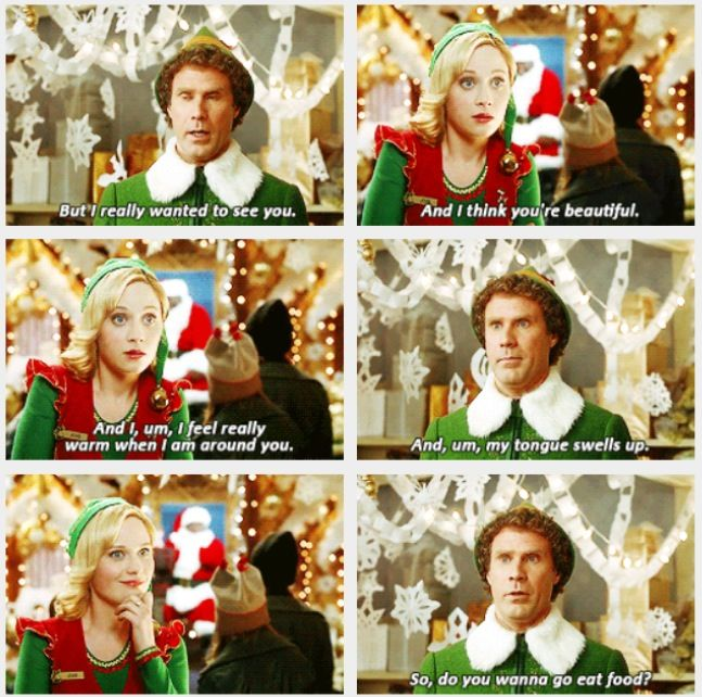 Elf Will Ferrell And Zooey Deschanel 3 Best Christmas Movies Buddy The Elf Christmas Movies
