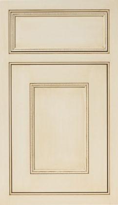 Door Styles Plain Fancy Door Beads Neutral Color Scheme Kitchen Cabinetry