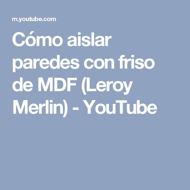 Mdf leroy merlin free chapa de madeira mdf aco corten xxmm jr madeiras with mdf leroy merlin - Tablero dm leroy ...