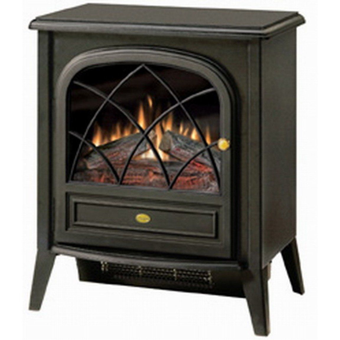 Electralog Electric Fireplace Manual | Stove Controls A. Main on/off switch  1.