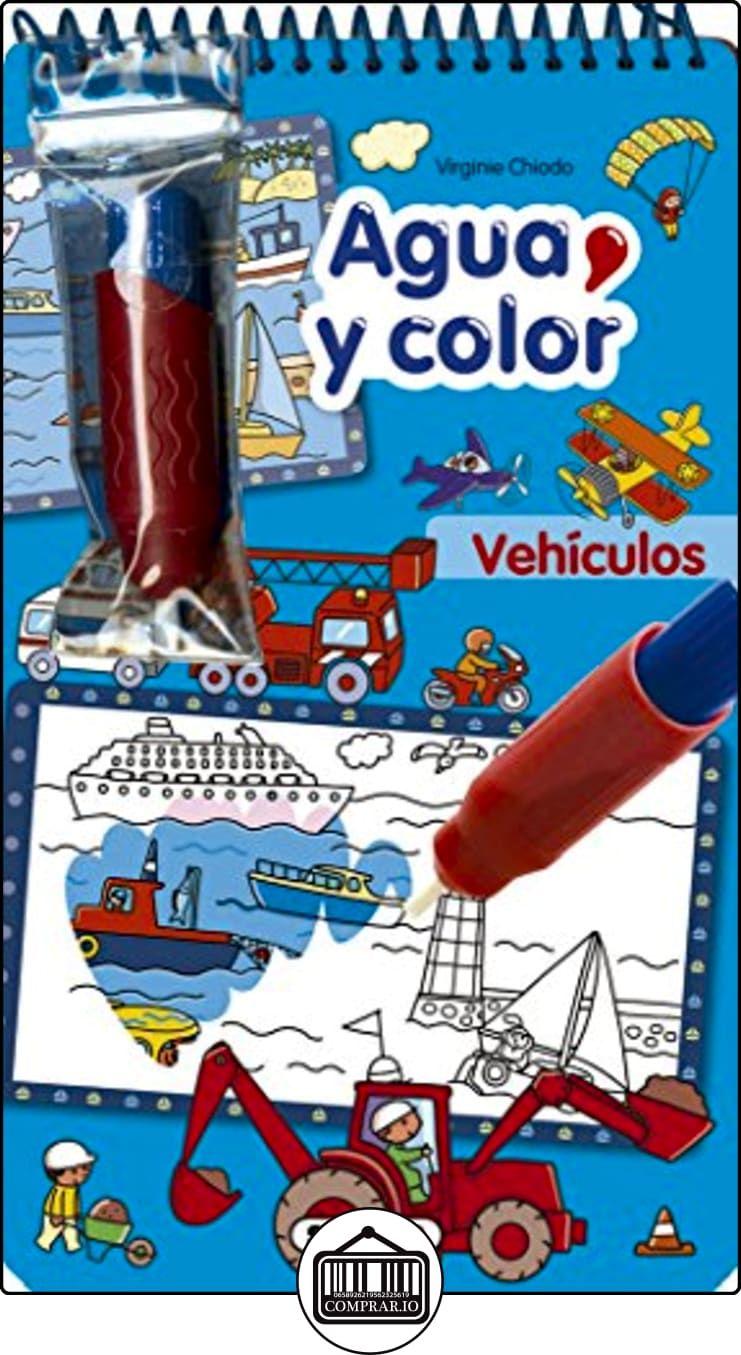 Vehículos (Agua y color) de Susaeta Ediciones S A ✿ Libros ...