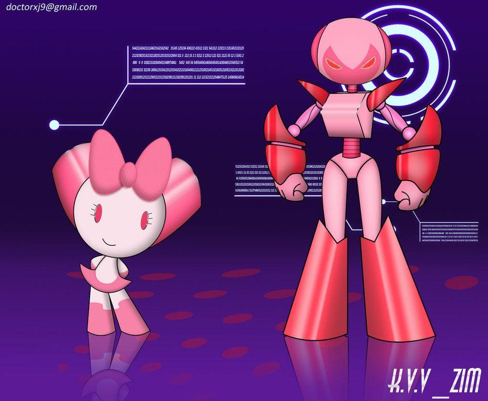 robotboy robotgirl - Google Search | Inspiration ...