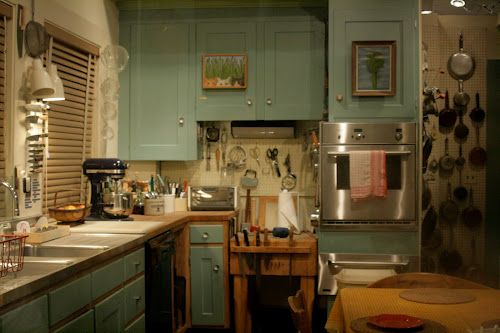 Julia Child\u0027s kitchen Inspiration Kitchens Pinterest Children
