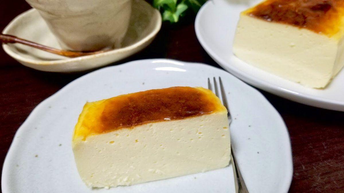 チーズ ケーキ レシピ ミスター