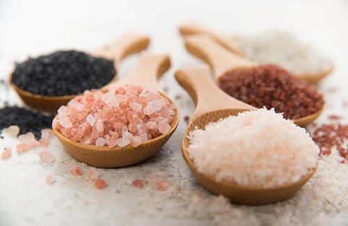 Tipos de sal - MídiaSport