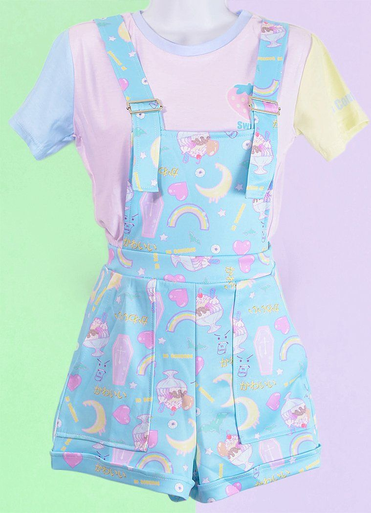 Fashion style Dresses Kawaii pictures for woman