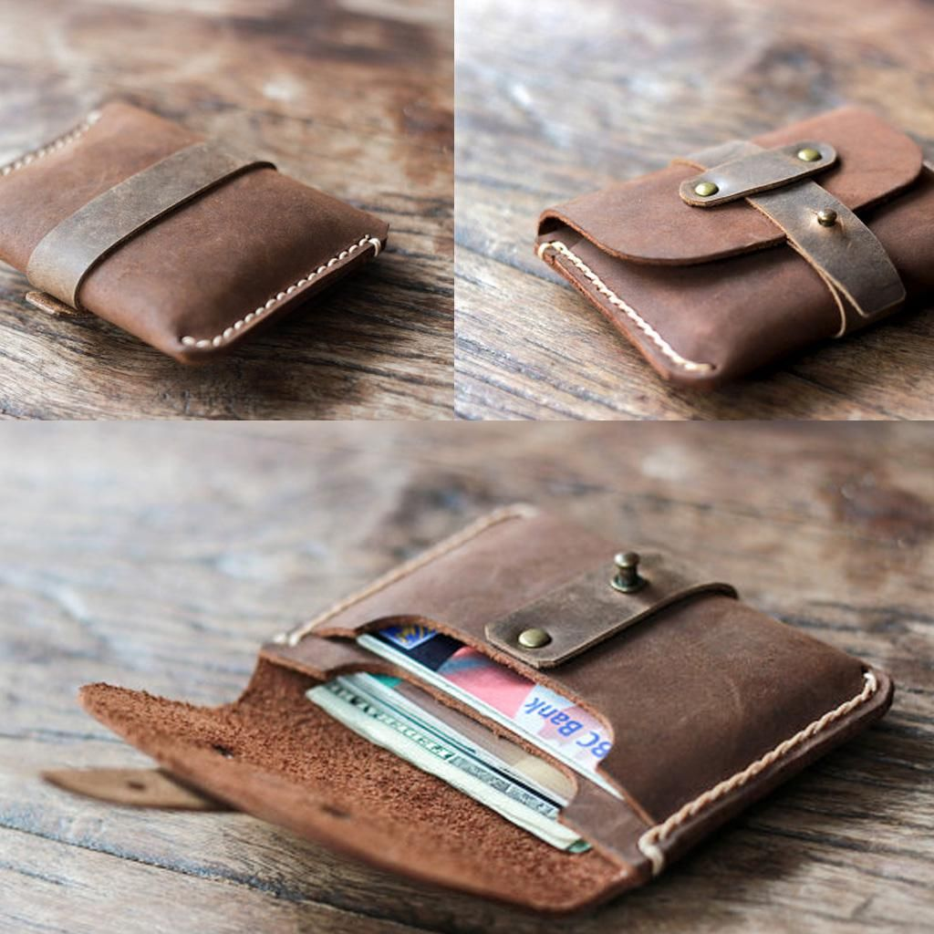 Good leather wallet designs best leather wallet leather