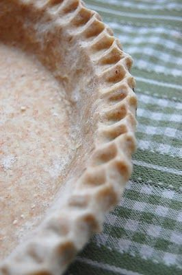 The Nonstop Nutritarian: Whole Wheat Pie Crust