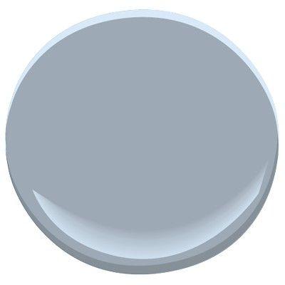 benjamin moore new hope gray a calm blue gray imparts zen. Black Bedroom Furniture Sets. Home Design Ideas