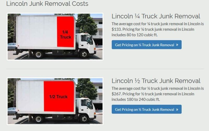 Ordinaire Junk Removal Junk Hauling Junk Furniture Removal Cleanout Appliance  Disposal Furniture Pick Up Trash Waste Rubbish Removal Service And Cost | Las  Vegas NV ...