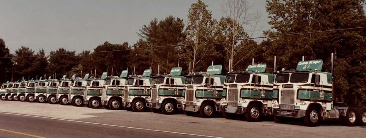 Freightliners.