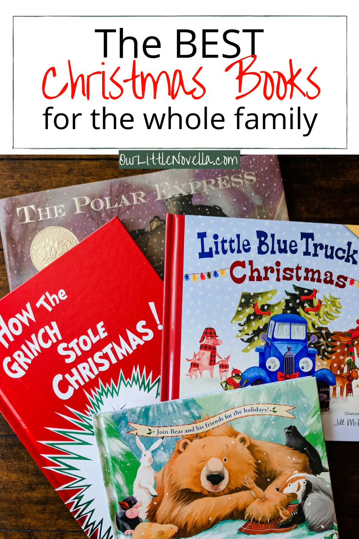 The Best Christmas Book Recommendations For 2018 All Things For