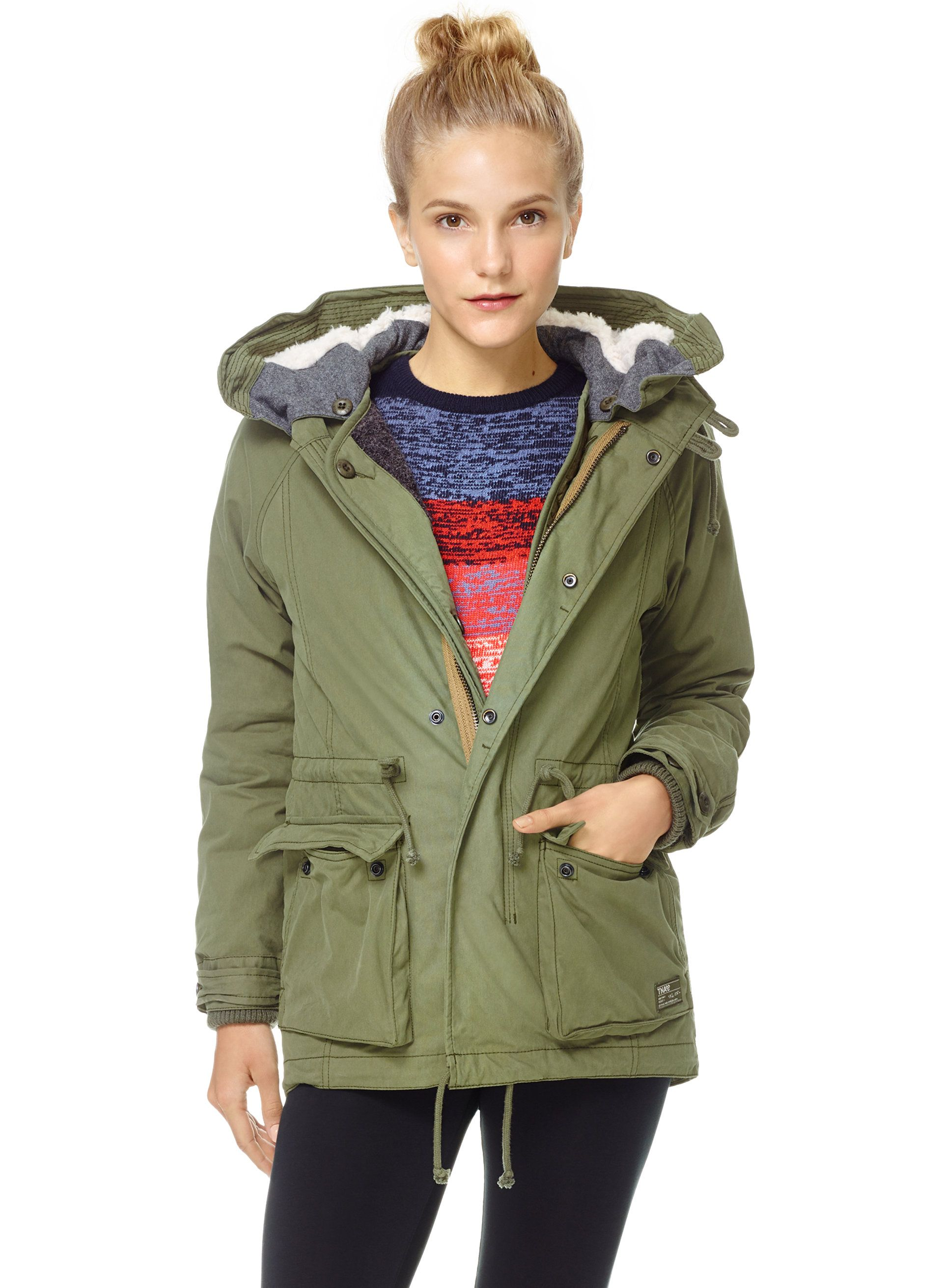 Aritzia Sherpa-Lined Griffith Parka