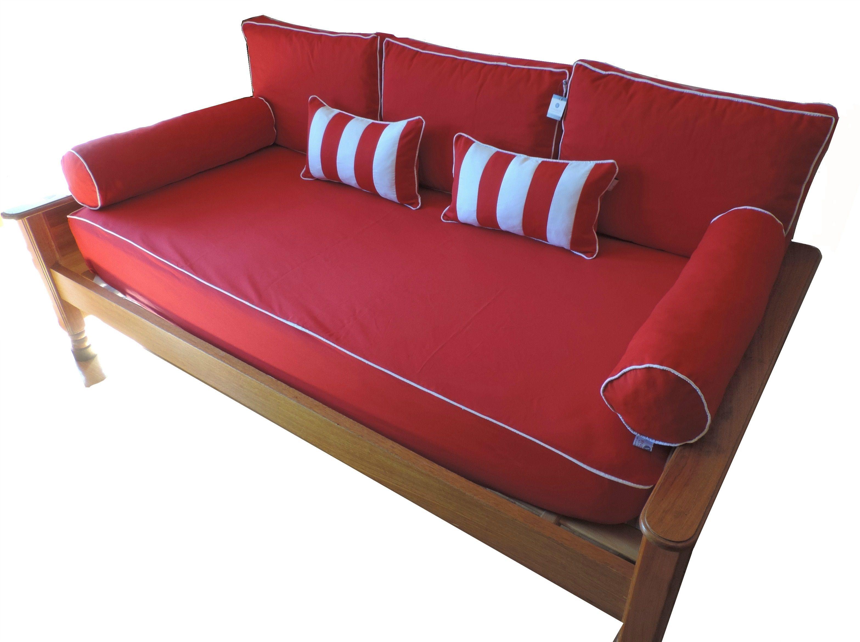 Almohadones Para Sofa Cool Great Dnde Colocaras Los Almohadones  # Lejaim Muebles De Cocina