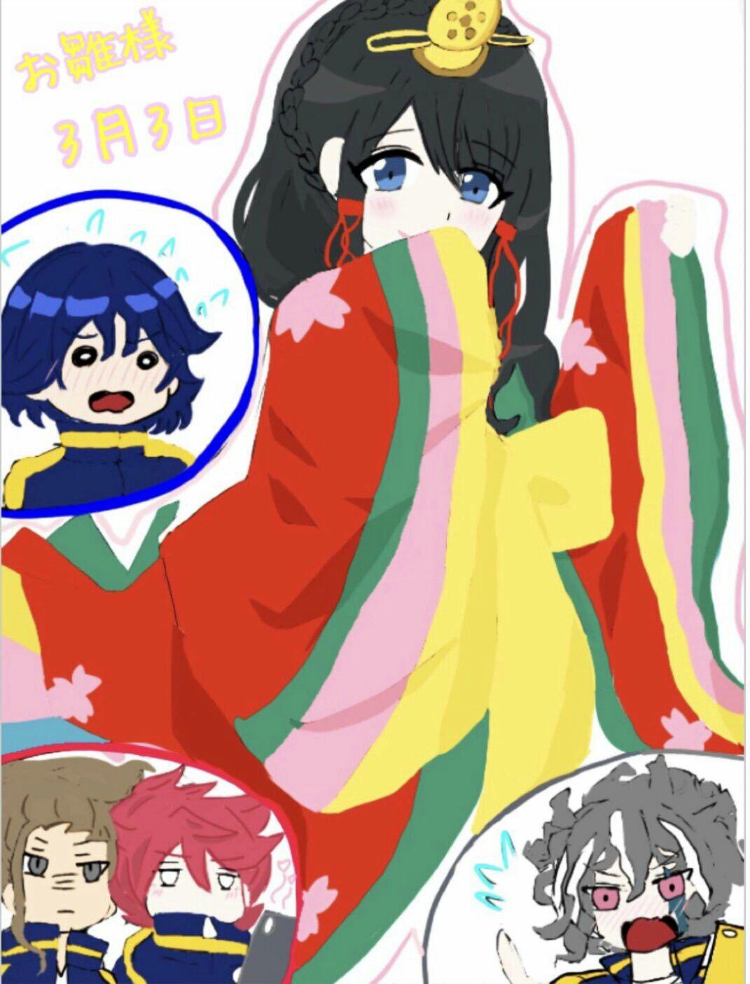 Inazuma おしゃれまとめの人気アイデア Pinterest Yaya Sham