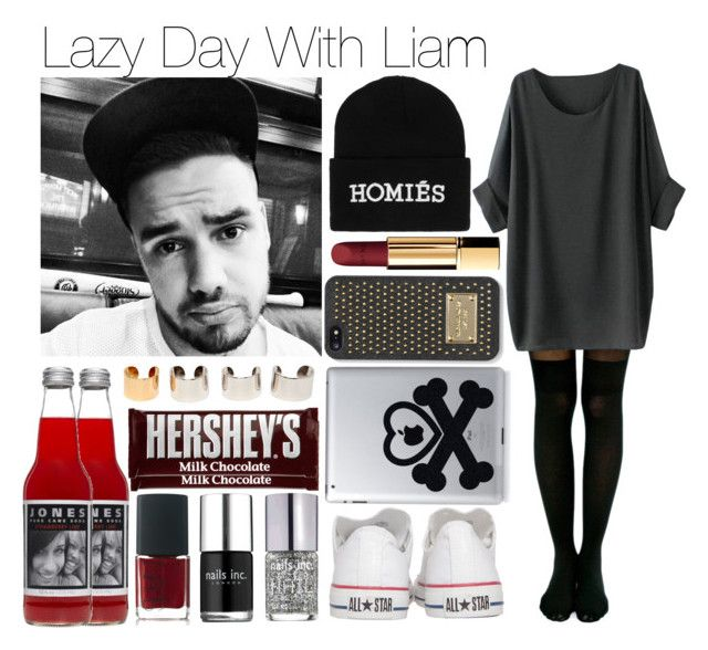 Lazy Day With Liam !!