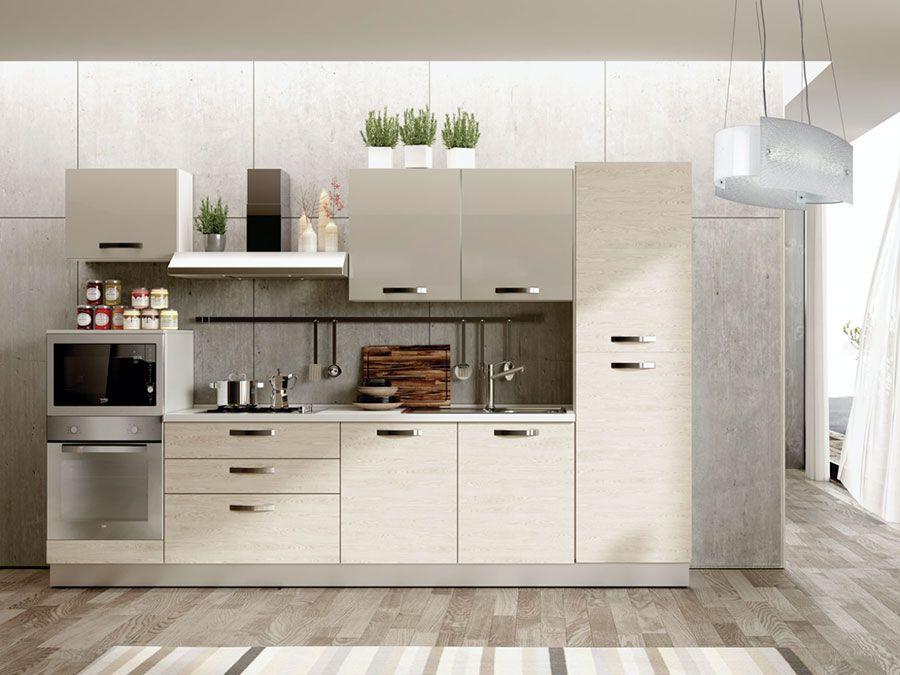 Cucine Moderne Lineari 3 Metri.Cucine Di 3 Metri Lineari In Diversi Stili Idee Per La
