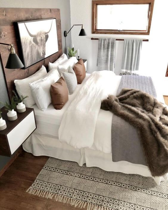 50 Awesome Bedroom Ideas for Small Spaces – Sharp Aspirant – home ~my future cozy nest