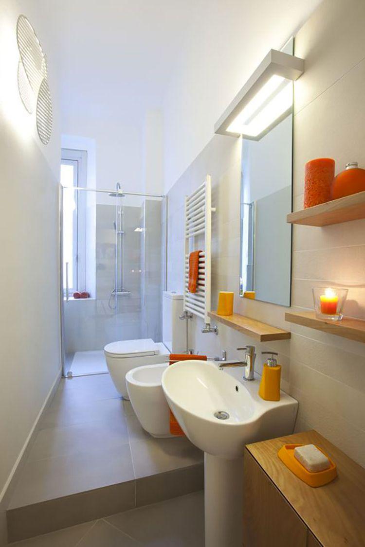 Photo of 30+ Narrow And Long Bathroom Ideas