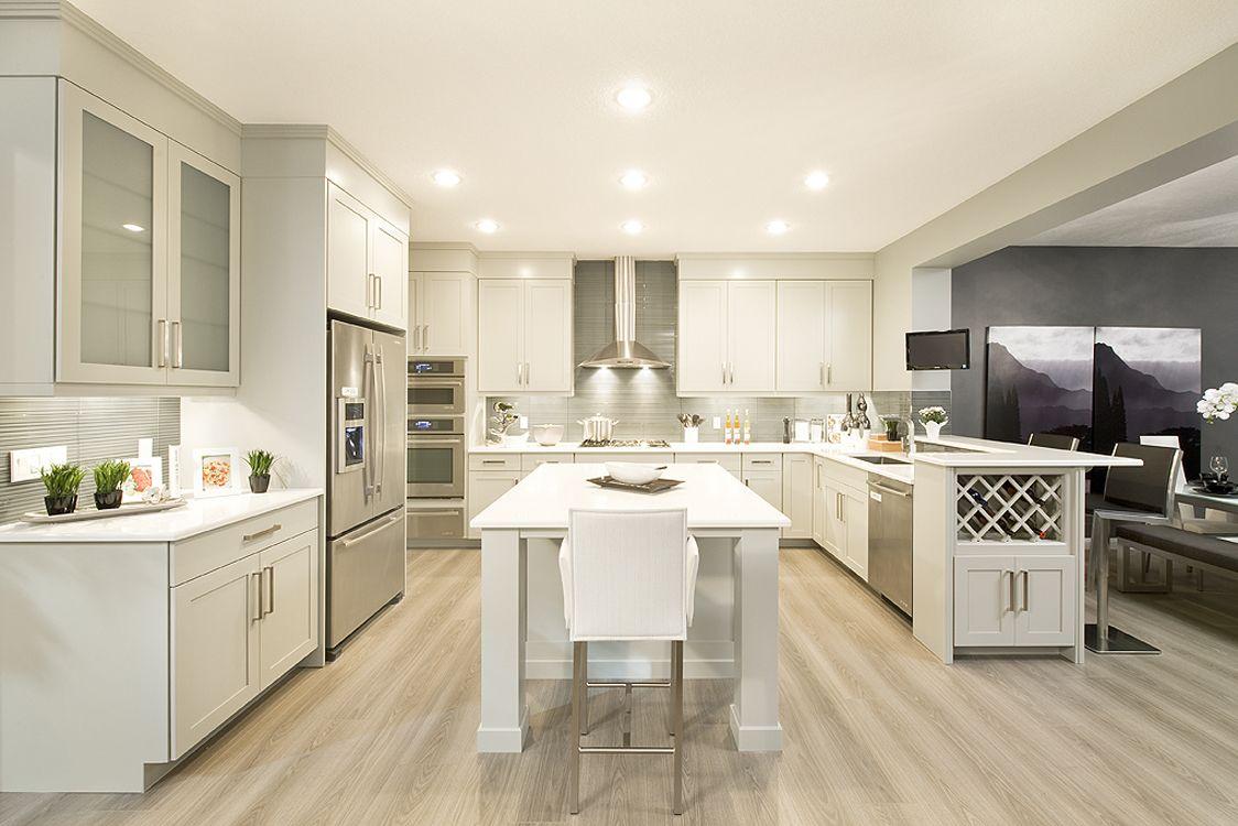 Kitchen 1 in show home eclipse