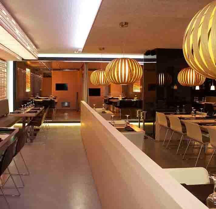 Conoces el restaurante kumo este el proyecto de juan for Proyecto cocina restaurante