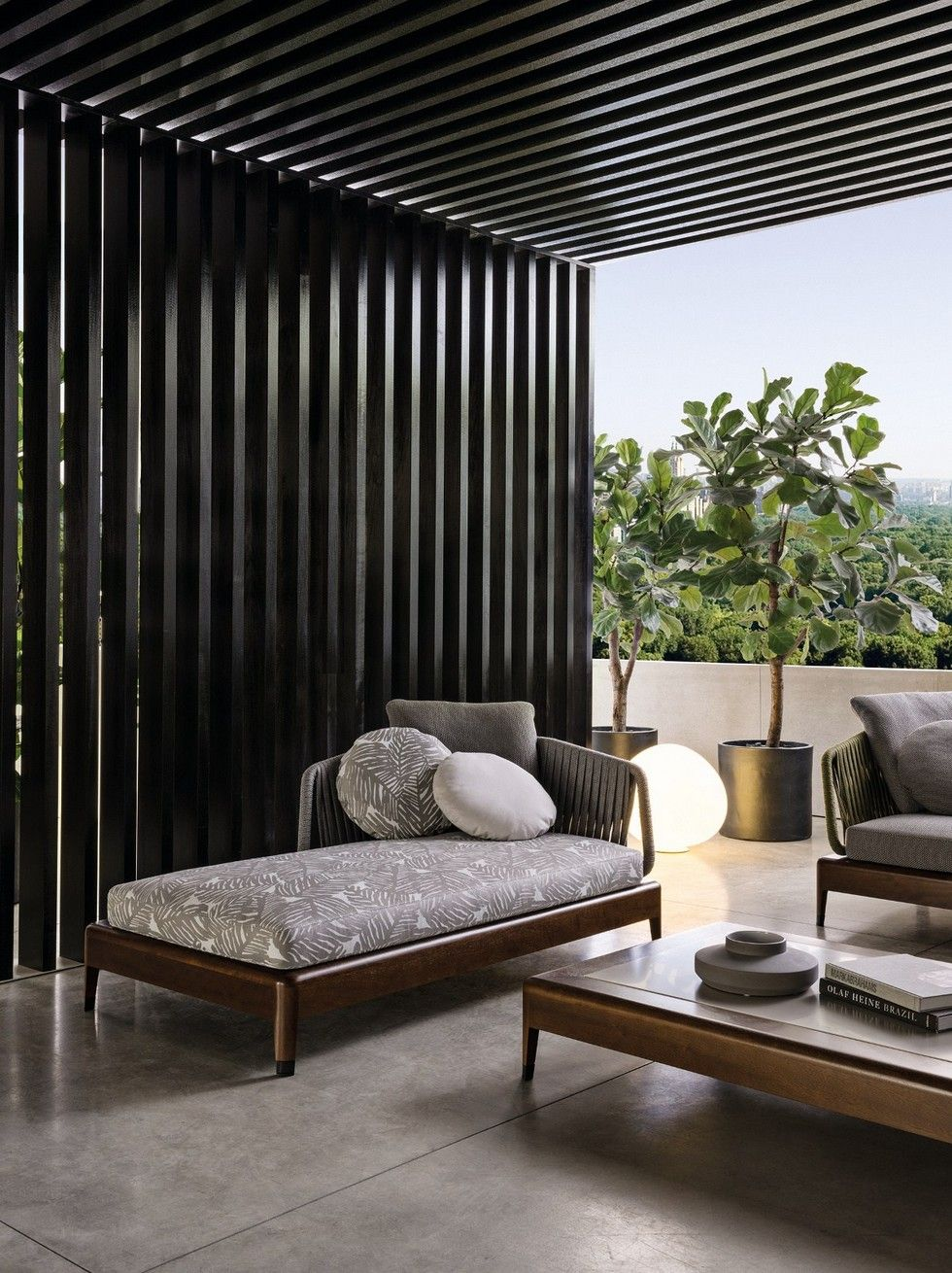 Minotti New Project For Outdoor
