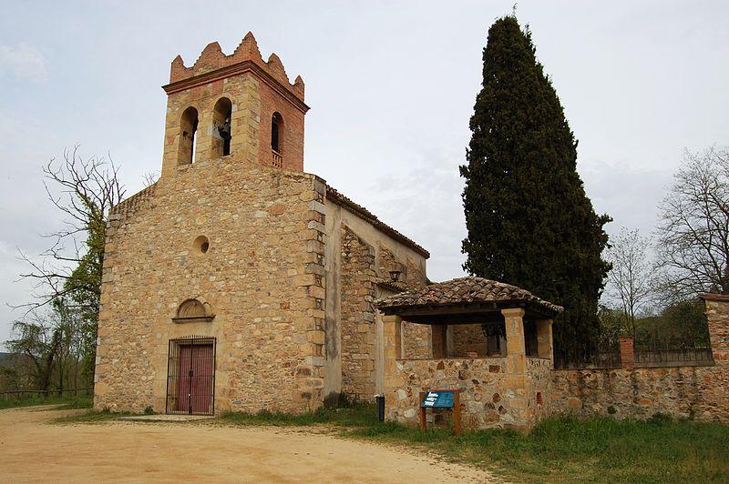 Església de Sant Cebrià de Fogars de la Selva
