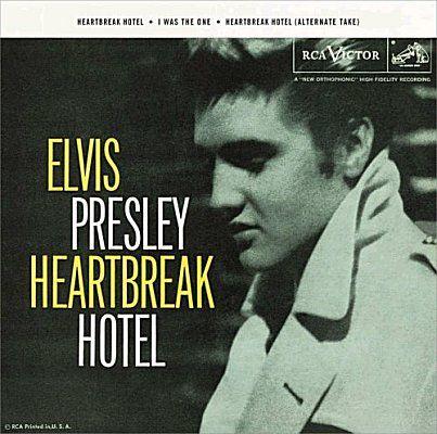 Heartbreak+Hotel+Elvis | artist elvis presley song heartbreak hotel album elvis golden records