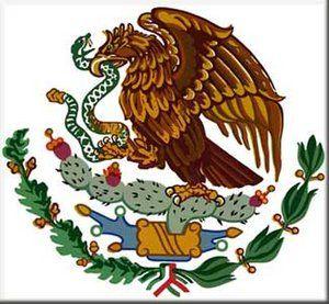 Resultado de imagen para simbolos patrios de mexico
