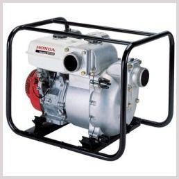 Honda Wt30x 242cc 3 In 319 Gpm Construction Pump Trash Pump Pumps House Water Pump