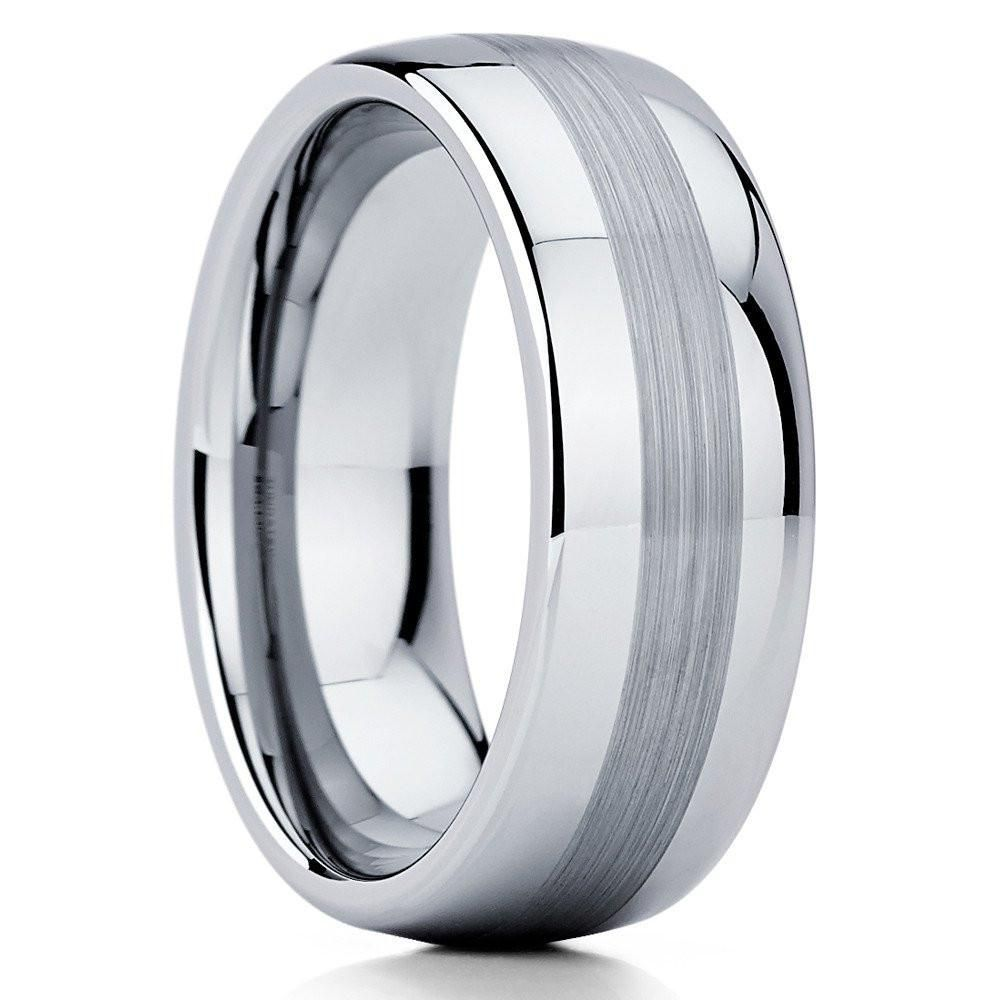 Most Pieces Are Manufactured From Metals That May Tarnish After A While Because Of Exposure T In 2020 Cobalt Wedding Band Cobalt Wedding Cobalt Chrome Ring