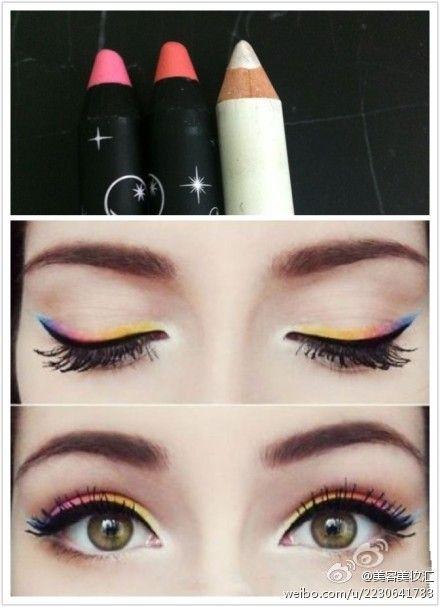 Pretty! #eye #makeup