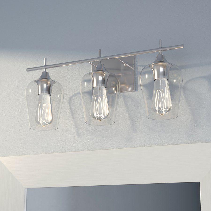 Staci light vanity light ideas for new house pinterest