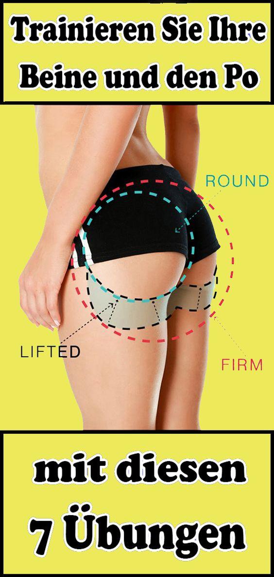 Trainieren Sie Ihre Beine und den Po mit diesen 7 Übungen, die Knöchelgewichte verwenden