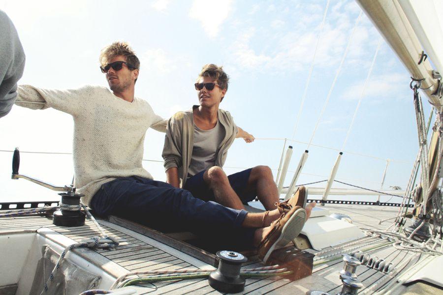 Sailing. - Andreas Wijk