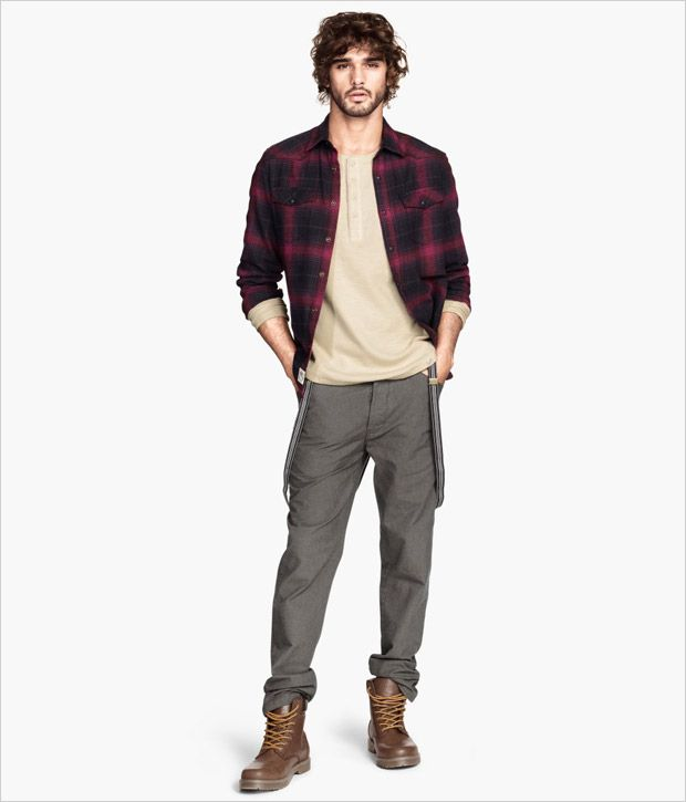 Marlon Teixeira For H&M Fall 2014