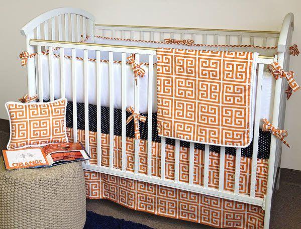 orange and blue for crib bedding? Luxury Baby Nursery - Orange And Blue For Crib Bedding? Luxury Baby Nursery Nursery
