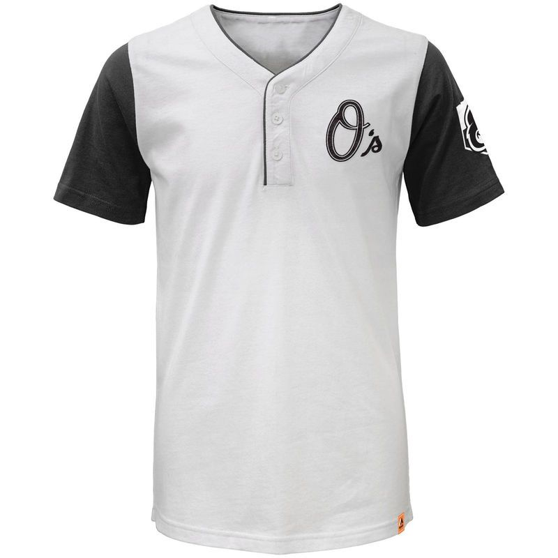 new arrival c6103 2e73b Baltimore Orioles Majestic Youth Big Time Fan T-Shirt ...