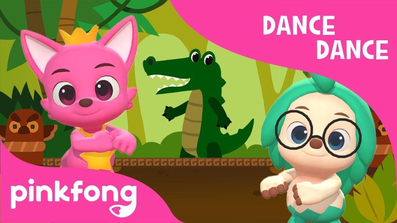 Jungle Boogie Dance Dance Dance Along Pinkfong Songs