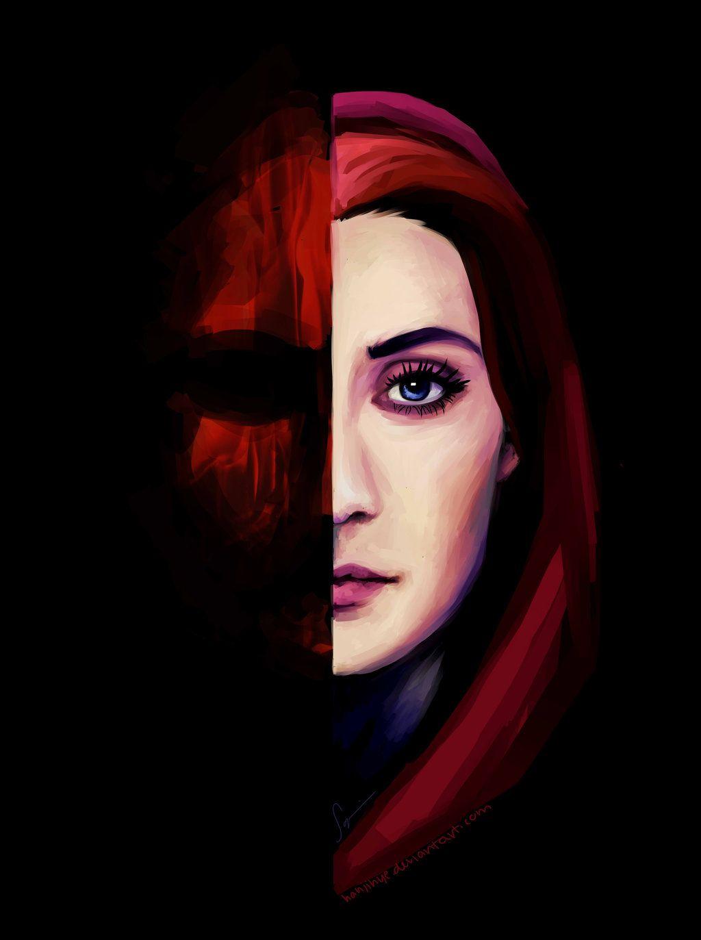 For the Night is Dark and Full of Terrors by HaNJiHye.deviantart.com on @deviantART