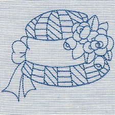 BlueBonnets - Free Instant Machine Embroidery Designs