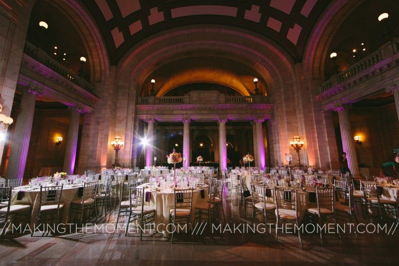Cleveland wedding uplighting the old cleveland courthouse cleveland wedding uplighting the old cleveland courthouse wedding venue junglespirit Image collections