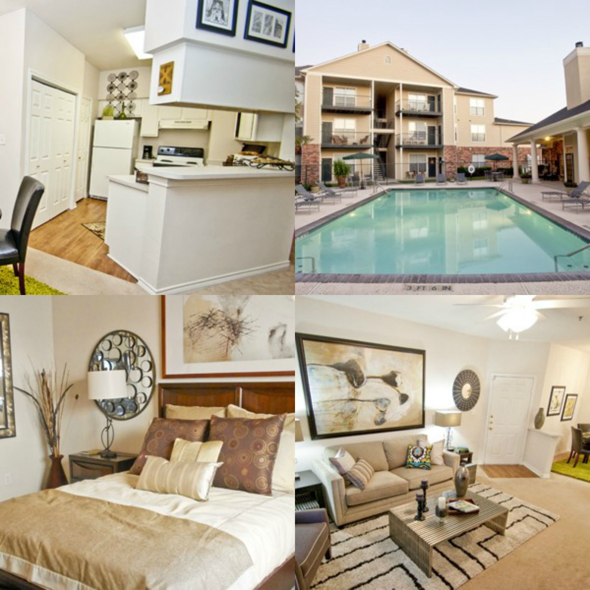 Properties: New Orleans Apartments | The Ou0027jays, Apartments In Baton Rouge  And Pools