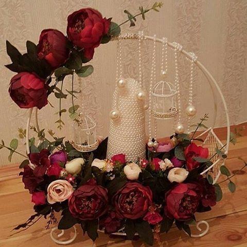 Kelle Qend Ve Nabat Sifariwler Vere Bilersiniz 070 622 75 95 Whatsapp Ve Ya Direct Wedding Gifts Packaging Wedding Sign Decor Wedding Gift Baskets