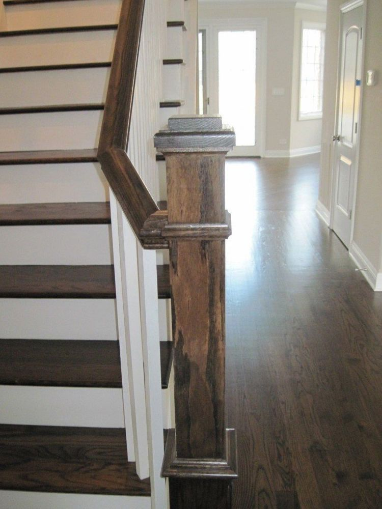Best 61Fiu1B1Qdl Sl1024 Stairs Installing Hardwood Floors 400 x 300
