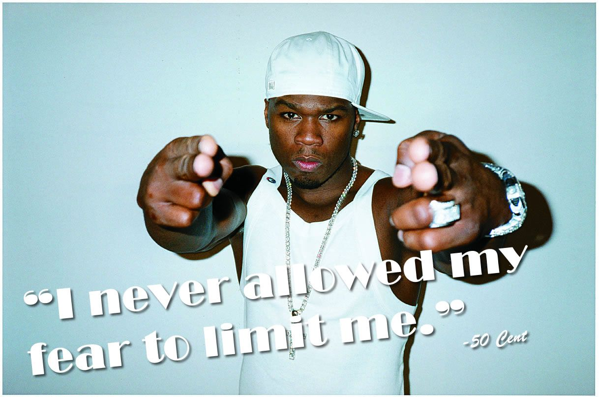 Quotes 50 Cent 50 Cent  Inspiring Quotes From Musicians  Pinterest